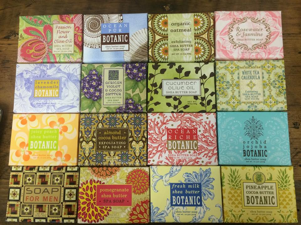 All Natural Soaps