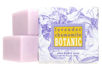 Lavender Chamomile Bath Bar Soap Set (3)
