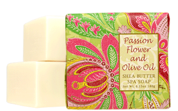 Passion Flower & Olive Oil